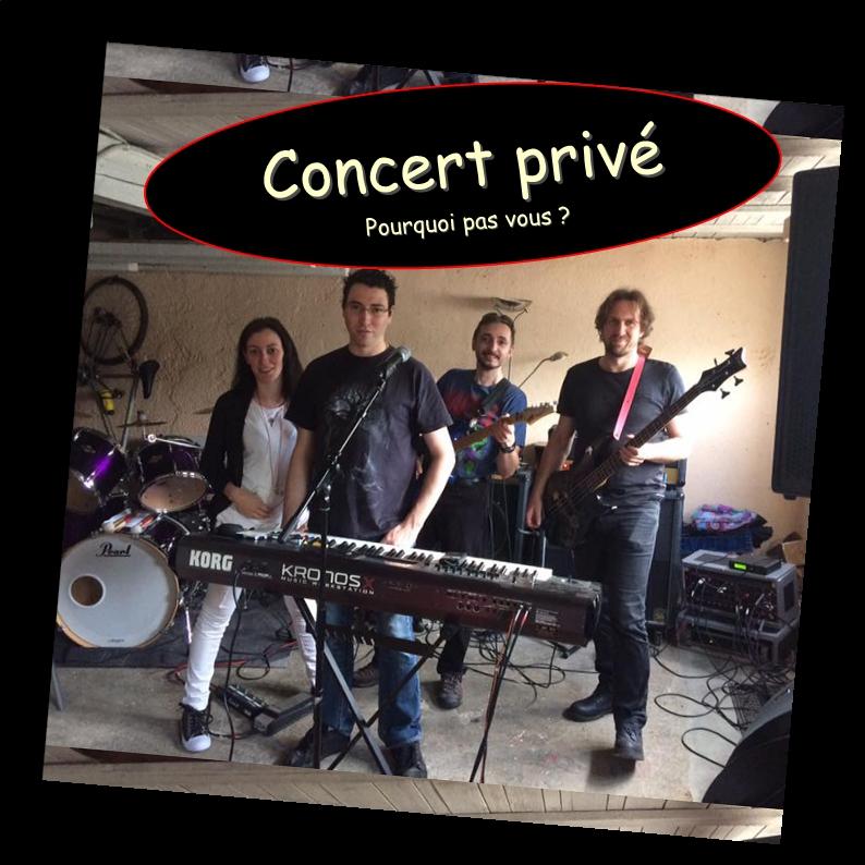 Concert prive