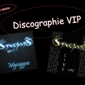 Discographie vip